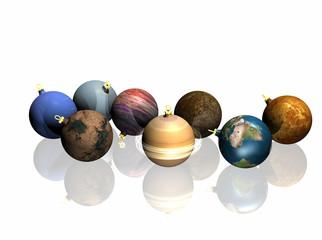 planets balls
