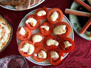 spicy tomatoes