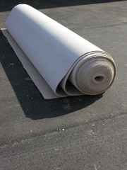 roll of carpet