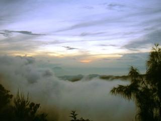 Krakatoa Rakata, zona de volcanes  en Indonesia