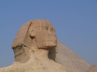Wall Murals Egypt the sphinx of giza