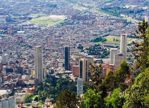 bogota downtown
