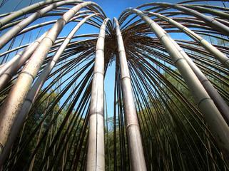 bambuskonstruktion
