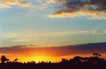 ciel d'afrique