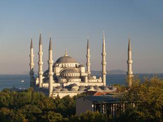 sultan ahmet camii o mezquita azul
