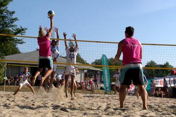 dutch national beach volley team