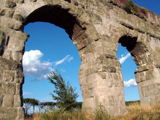 parco degli acquedotti, roma