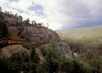 narrow gauge - silverton colorado