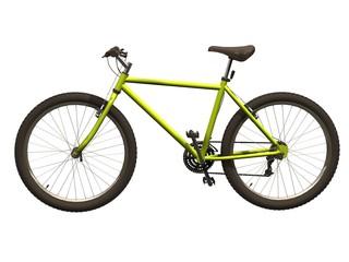 Poster de jardin Velo mountain bike vtt