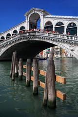 Obraz rialto bridge, venice - fototapety do salonu