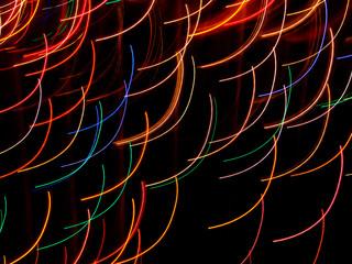 colored arcs