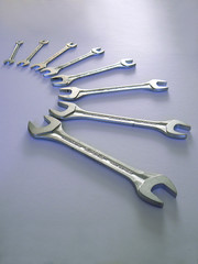 clefs plates