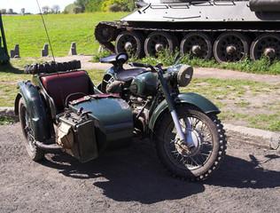 bike from ii world war