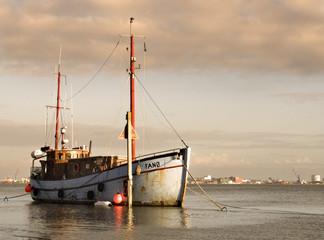 denmark fano ship