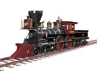 locomotive chemin de fer