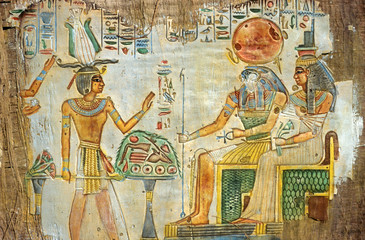 egypte papyrus