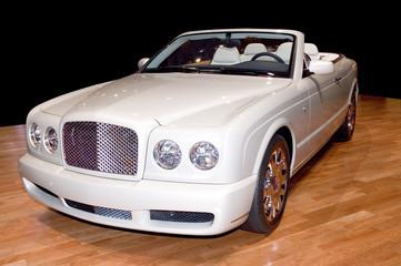 luxury convertible