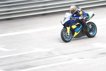 superbike race
