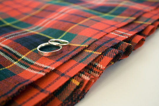 kilt and ring