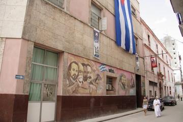 old havana communist party branch office