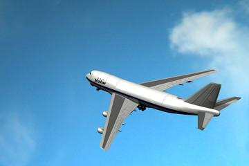 el avion Fototapete
