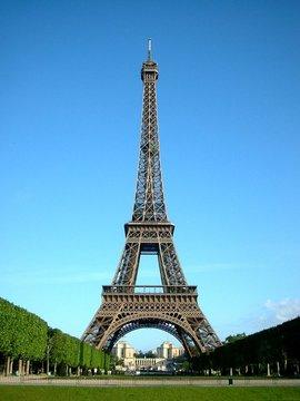 eifelturm / eifel tower paris