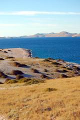 kornati islands panorama