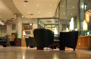 hall d'hôtel à paris