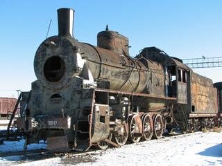 er steam locomotive