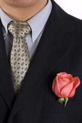 rose in the pocket