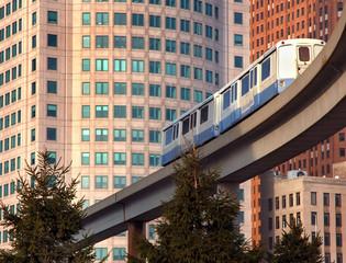 downtown transit