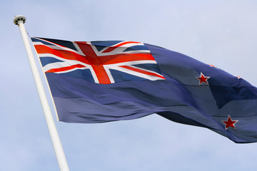 Aluminium Prints New Zealand new zealand flag