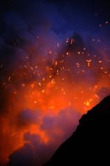 Poster Volcano kilauea 0607