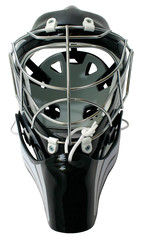 hockey goalie helmet
