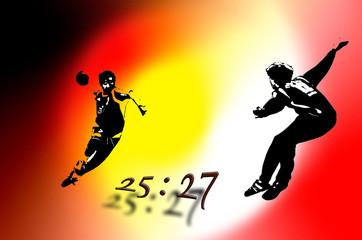 handball wm -  deutschland-polen