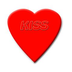 coeur kiss