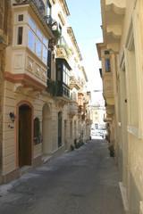 maltese street - vittoriosa
