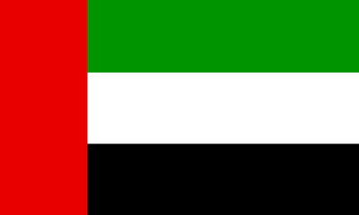 arabische emirate fahne arab emirates flag