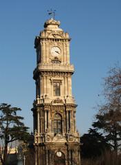 Foto auf Acrylglas Türkei dolmabahce clock tower