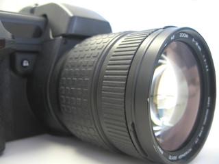 spiegelreflex kamera obkejtiv