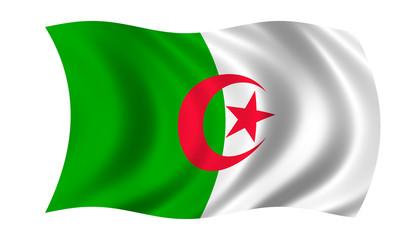 algerien fahne algeria flag