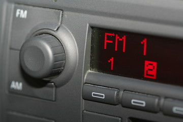 fm car radio