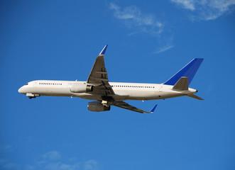 boeing 757 passenger jet