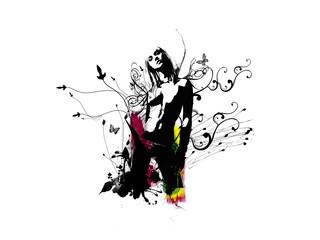 abstract adventures design artwork