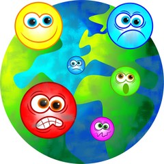 emotional world