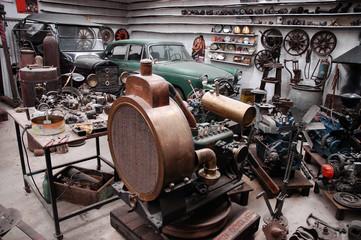 industria taller Fototapete