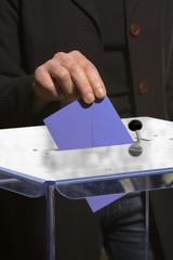 vote et élection