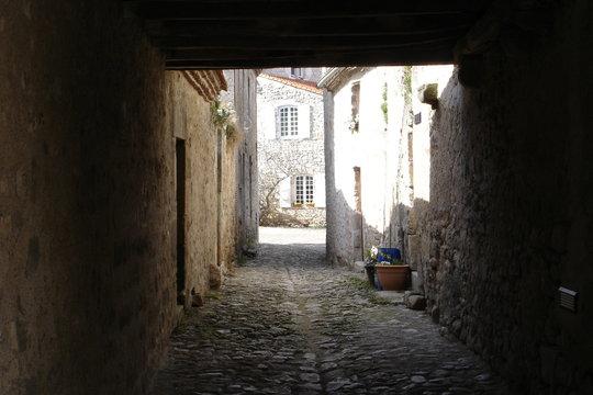 le village de charroux