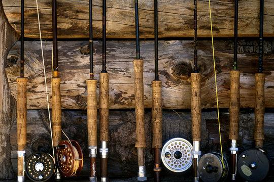 fly fishing poles 001