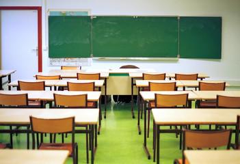 Fototapeta salle de classe obraz